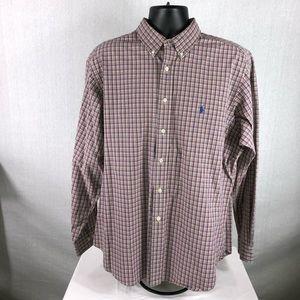 Polo by Ralph Lauren Men's Casual Shirt